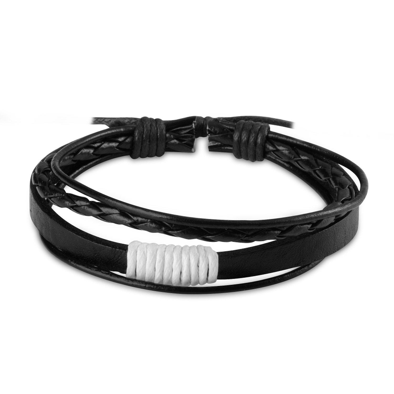 Zodaca レディース  ホワイト/ブラック B01N1SV95B