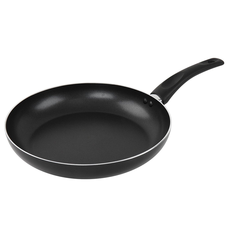 Cooksmark 20cm Sartén Antiadherente de Aluminio Color Negro Sartén sin PFOA Apta para Lavavajillas: Amazon.es: Hogar
