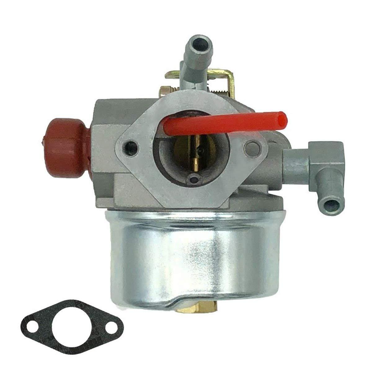 Bweele Kit de carburador y bujía y Filtro de Combustible con ...