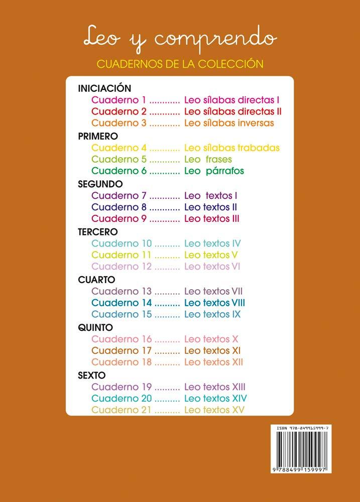 Lecturas comprensivas 17: José Martínez Romero: 9788499159997: Amazon.com: Books
