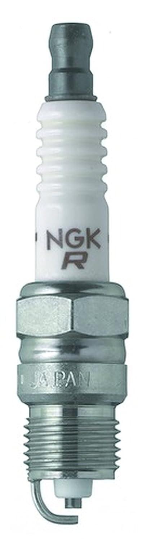 8pcs Set NGK V-Power Spark Plugs Stock 7773 Nickel Core Tip Standard 0.040in UR6