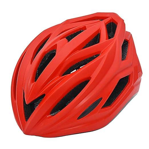John-L Casco Bicicleta De Seguridad, Casco Bicicleta Montaña para ...