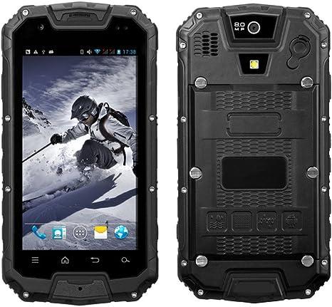 Hitop Teléfono móvil M8S Dual-core IP69 a prueba de agua, a prueba ...