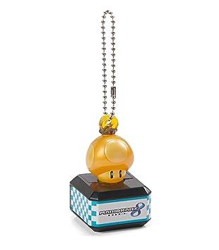 Super Mario Bros. Mario Kart 8 Golden Mushroom Light Up LED ...