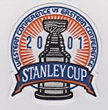 2001 NHL Stanley Cup Final Logo Jersey Patch