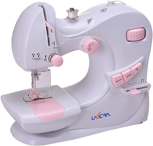 Mini Máquina de Coser Eléctrica maquina coser portátil para ...