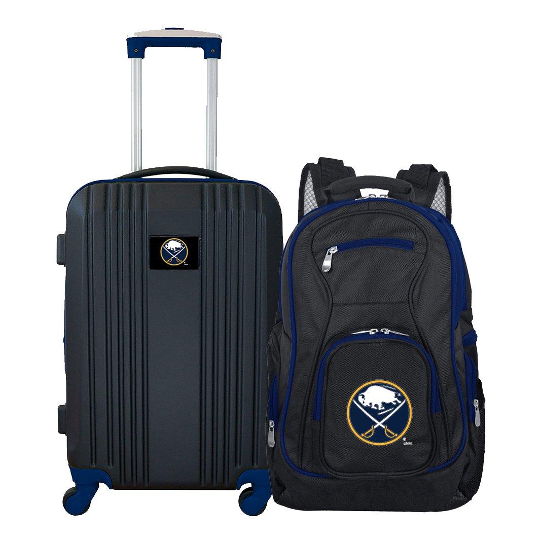 NHL Buffalo Sabres 2-Piece Luggage Set