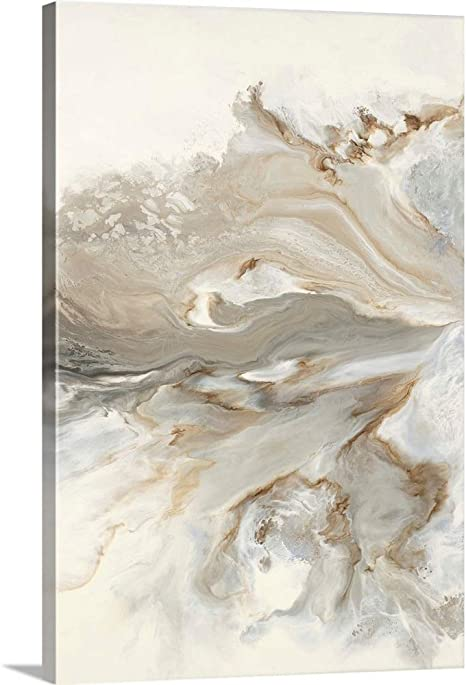Amazon Com Greatbigcanvas Think Of You Canvas Wall Art Print Home Decor Artwork 32 X48 X1 5 Posters Prints