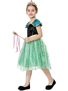 Pretty Princess Disfraces Princesa Vestido Niña Trajes De