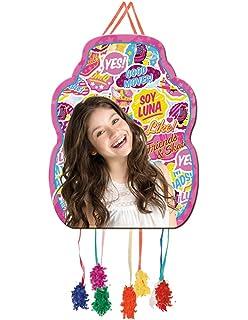 Amazon Com Soy Luna Party Flags Toys Games