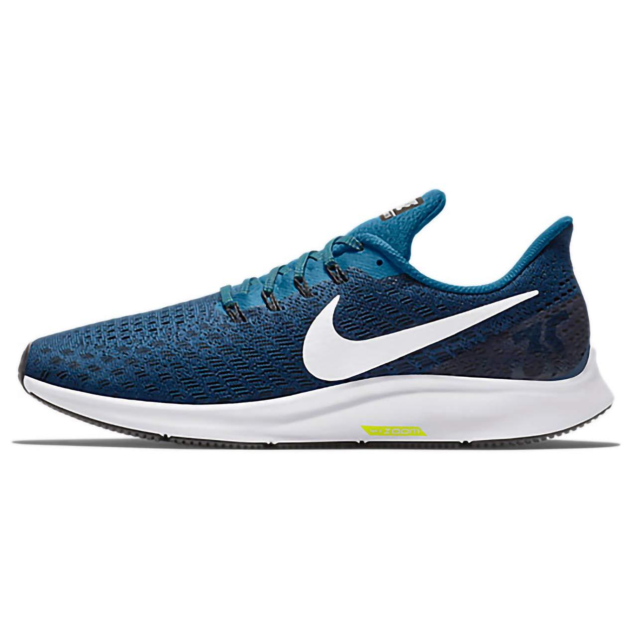 separation shoes ce61e 74c96 Galleon - NIKE Men s Air Zoom Pegasus 35 Running Shoes (11 D US, Blue Force  White Black Wolf Grey)