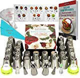 best seller today DELUXE Russian Piping Tips 66pcs...