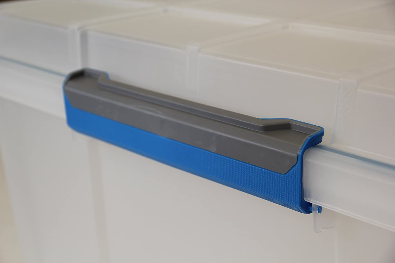 Ondis24 Multifunktionsbox Scuba XL transparent mit Deckeldichtung
