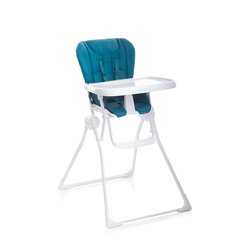 Amazon JOOVY Nook High Chair Turquoise Baby