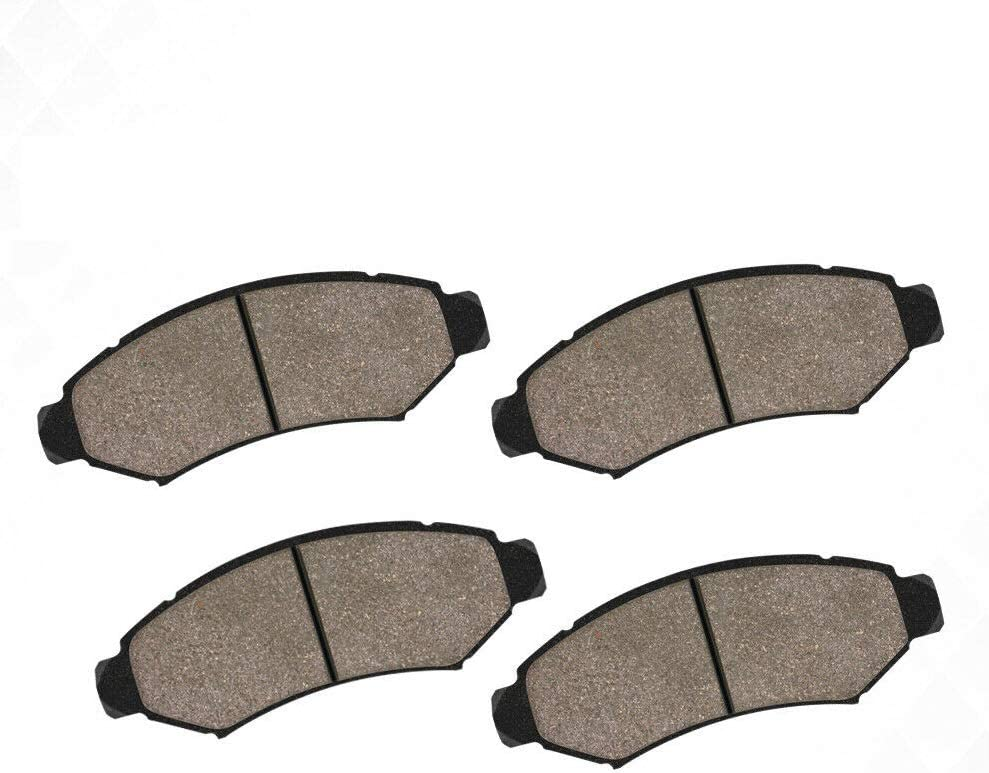 Front Taff Premium Ceramic Brake Pad CPG Series D1264