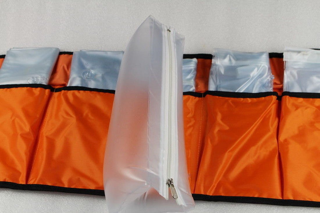 Inflatable Air Splint Set Hand Wrist Arm Leg Ankle First Aid Emergency Kit