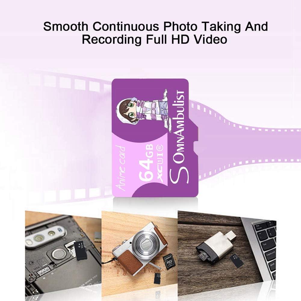 Micro Flash TF Memory Card Class 10 Micro Card Phone Camera Accessories DAYUANDIAN Cartoon Memory Card