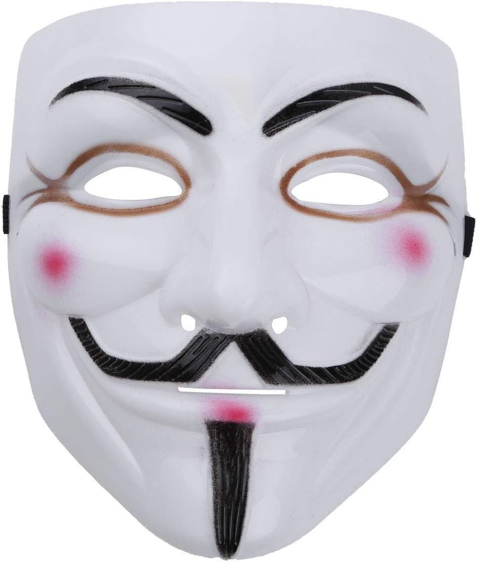 TiaoBug Adulte Couverture Visage de Renard Couverture Visage de Lapin Accessoires Cosplay Costume Carnaval Couverture Visage Bal F/ête