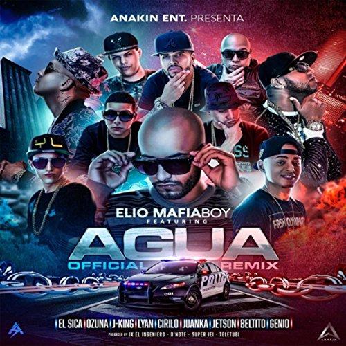 Agua (Remix) [feat. Ozuna, Jetty, Genio, Cirilo, J-King, Lyan, Juanka el Problematik, Beltito & El Sica] ()