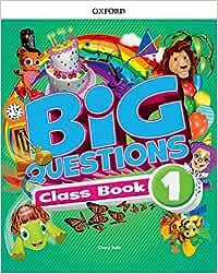 Big Questions 1. Class Book - 9780194101479: Amazon.es