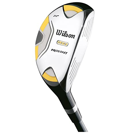 Wilson Junior LCG - Pro Personal Teen 21 ° híbrida: Amazon ...