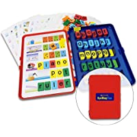 PHILOTOY Alphabet Spelling Game - Matching Letters