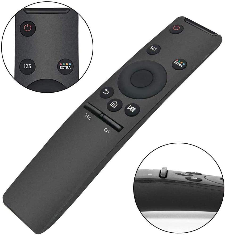 Nuovo Telecomando Sostitutivo BN59-01259B for Samsung per Telecomando Samsung Smart 4K LED UHD TV Nessuna configurazione Necessaria