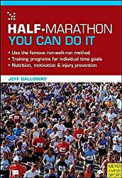 Image of the product Half Marathon : You Can that is listed on the catalogue brand of Brand: Meyer Meyer Sports.