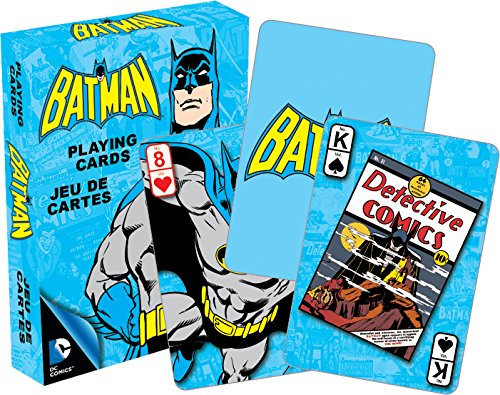 Aquarius DC Batman Retro Playing Cards