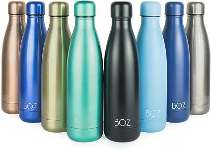 500 ml isolation sous vide en acier inoxydable bouteille d/'eau double paroi Gobelet