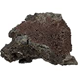 """Product review for North American Pet Black Lava Rock, 5"""" L X 5.5"""" W X 4.5"""" H, Medium, Brown / Gray"""