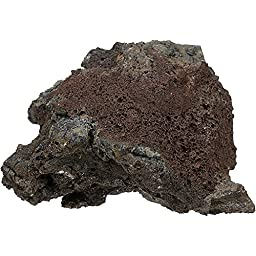 North American Pet Black Lava Rock, 5\