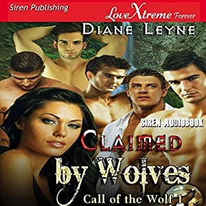 Claimed by Wolves Audiobook