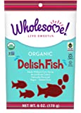 Wholesome, Organic DelishFish, 6 Ounce