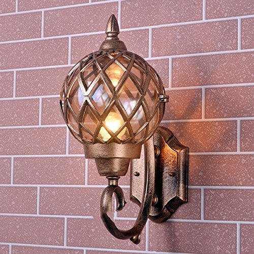 Copper traditional outdoor wall light lantern with e27 fitting copper traditional outdoor wall light lantern with e27 fitting mozeypictures Image collections