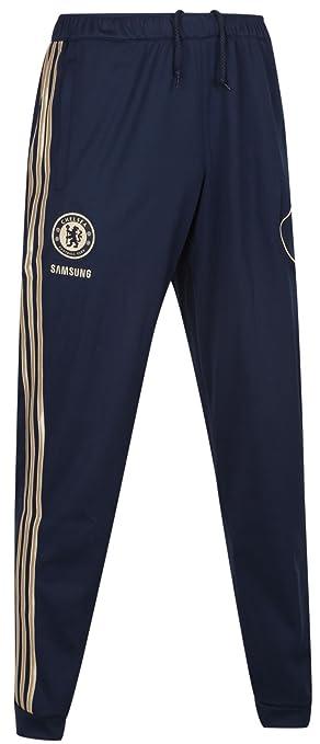 adidas Men's Chelsea Tracksuit, Navy Blue, Size UK 30