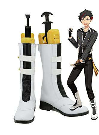 Ensemble Stars Trickstar Nagumo Tetora Cosplay Shoes Boots Custom Made