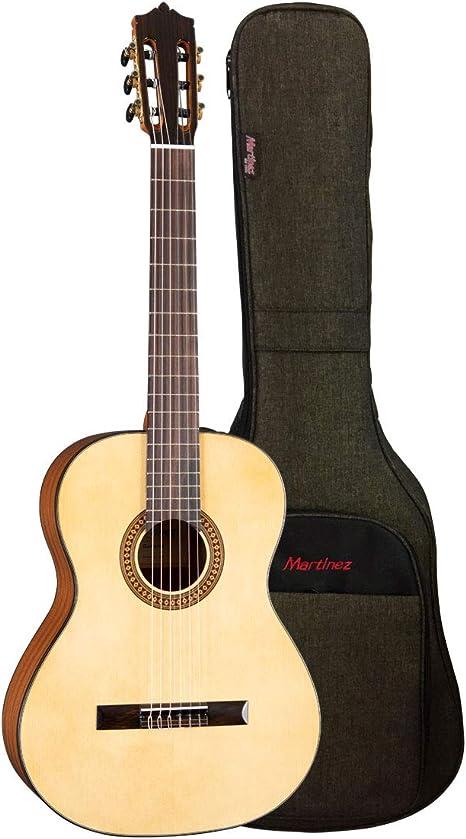 Classical Guitar Martinez MC-20S - Guitarra clásica de concierto ...