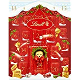 New - Lindt Bear Advent Calendar 250g