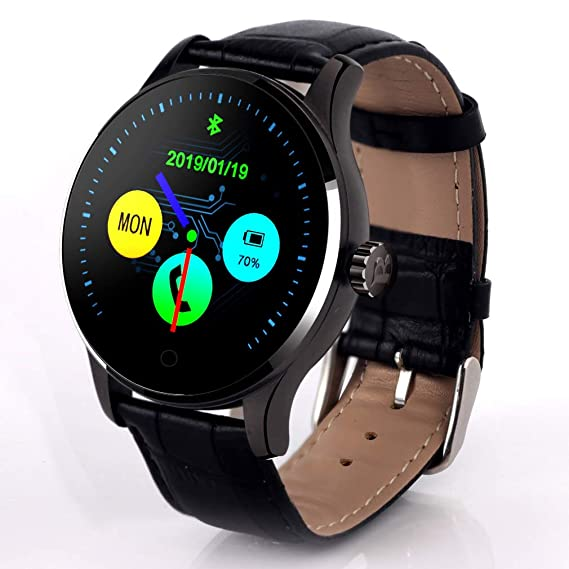 Amazon.com: Smart Watch,K88H Smartwatch Fitness Tracker ...