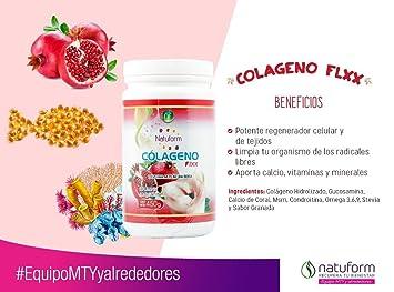 Amazon.com: Colágeno Hidrolizado Granada 450g (15.8oz ...