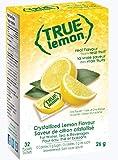TRUE CITRUS Lemon Beverage Powder 32-Count, 25.8G