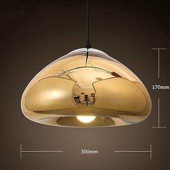Designer Lampen Esstisch Minimalist   Gyd Modern Minimalist Style Esstisch Lampe Quallen Uberzug Glas