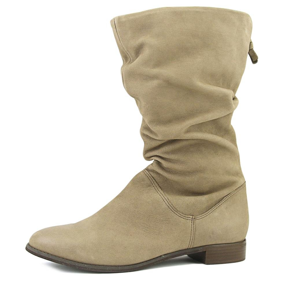 49410abd4def8 Dune London Women's Rosalind Taupe Leather Boot 36 (US Women's 5) B (M): Buy  Online at Low Prices in India - Amazon.in