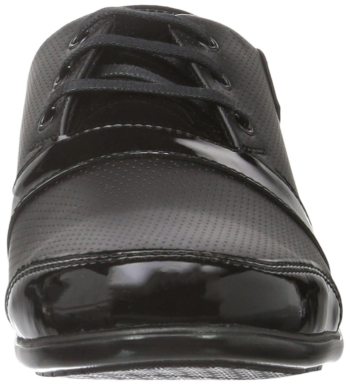 466-07, Chaussures à Lacets Homme, Noir (01), 41 EUTamboga