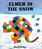 """""""Elmer, the colorful patchwork elephant, reveals a sense of humor as he shows a herd of gray elephants that cold and warm are relative terms. When the others complain that they feel cold on a colder than usual day in the jungle, Elmer leads them on a..."""