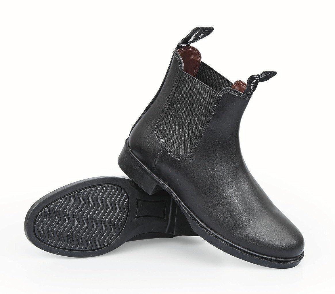 Chemin équestre adultes Bottes Boots d'équitation en cuir Bridleway
