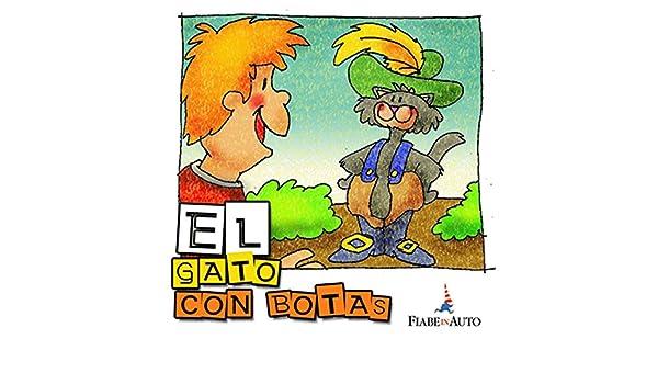 Amazon.com: El Gato con botas (Audible Audio Edition): Paola Ergi, narratore sconosciuto, GoodMood: Books