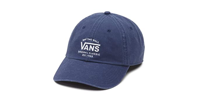 17ade3a876b Vans Courtside Cap Blue at Amazon Men s Clothing store