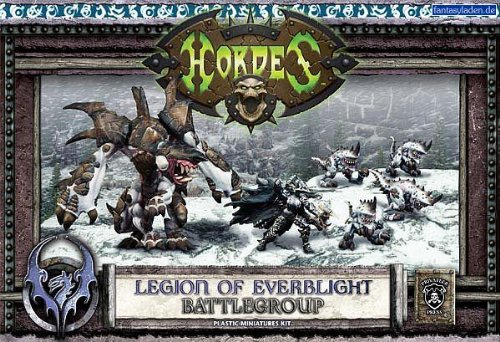 Privateer Press Hordes - Legion of Everblight - Legion of Everblight Battlegroup Model Kit